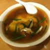吟華 - 料理写真:天津飯