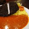 般゜若 PANNYA CAFE CURRY - 料理写真:マハーカツカレー
