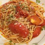 サイゼリヤ - トマトが酸っぱいYO