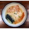 拉麺 阿吽 - 料理写真:「塩拉麺」… 透き通ったスープが絶品!(2016.06)