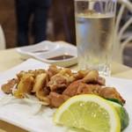 堤酒店+立ち飲みナポレオン - 地鶏焼と甲子(きのえね)