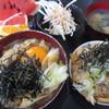 深川 釜匠 - 料理写真:深川セット1850円
