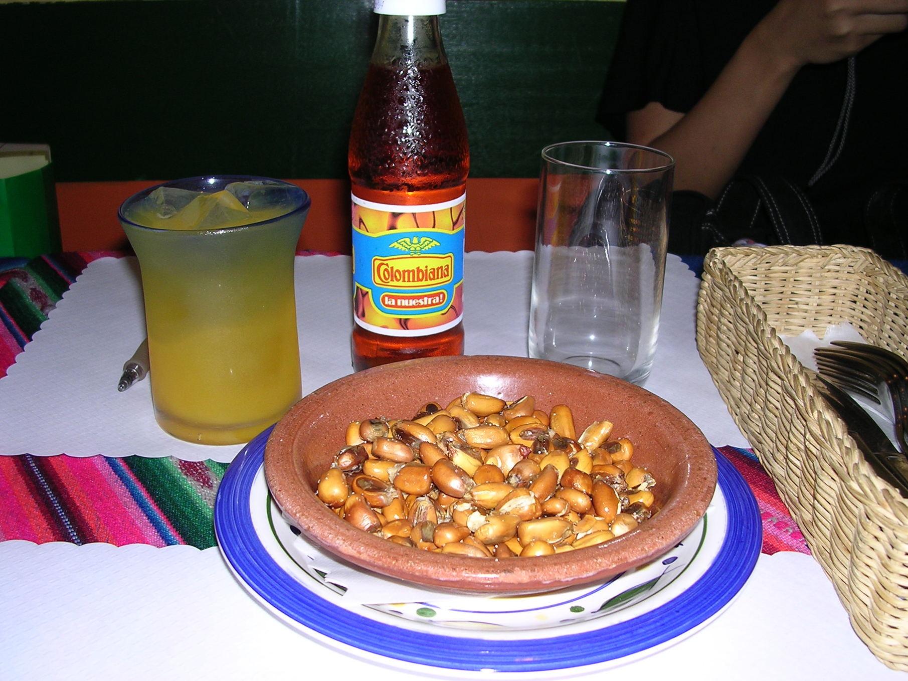 ペルー料理 ロミーナ