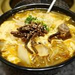 牛屋 - カルビ麺¥970