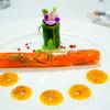 ぶどうの丘 展望ワインレストラン - 料理写真:前菜 スモークサーモンのポーピエット