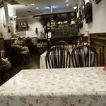 オフィシナ・デル・カフェ - ☆テーブル席はこんな雰囲気です!(^^)!☆