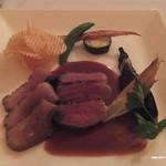 ラ・シャンス - 肉料理