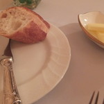 ラ・シャンス - パンとバター