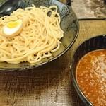 麺匠 竹虎 - 裏竹虎つけ麺 辛口(大盛)