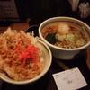 蕎麦と酒肴 たまの里 - 料理写真:【ランチメニュー】ミニかき揚げ丼&おろし蕎麦