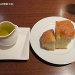 ロマーノ五反田 - お替りできるフォカッチャ