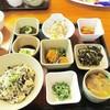 Nagumagairesutoran - 料理写真:名護曲(なぐまがい)定食(1,350円)
