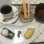 カフェあみ - 料理写真: