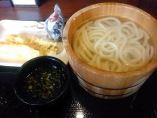 丸亀製麺 昭和白金店