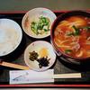 めんどころ きたろ - 料理写真:辛口肉カレーうどん+Aセット