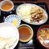 宇宙軒食堂 - 料理写真:とんバラ定食