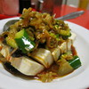 芳蘭 - 料理写真:ピータン豆腐(2人前) 単品880円