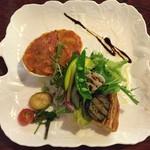 56251439 - キッシュとお野菜、パスタとチーズのオーブン焼き