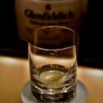 クラブデゼール - Glenfiddichは、色が薄いから・・。飲んでしまっていますね(笑)。
