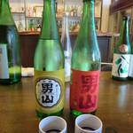 八戸酒造株式会社 - 男山 2種