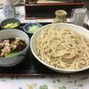 栄屋うどん店 - 料理写真:肉汁うどん 大盛り \650