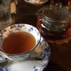 旧軽井沢Cafe 涼の音 - ドリンク写真:アールグレイ¥500。ホットティーはポットで。