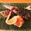 明月庵 ぎんざ 田中屋 - 料理写真:秋刀魚の塩焼き