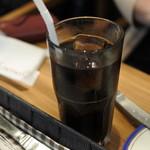 からふね屋珈琲店 - アイスコーヒー