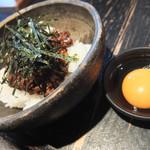 山元麺蔵 - 和え飯