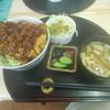 おおしも食堂 - 料理写真:ソースカツ丼