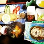 食事処 寿 - 料理写真:姫ますフライ定食 2,100円+税