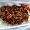 満腹デリ - 料理写真:大盛!!辛口焼肉弁当(590円)