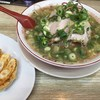 ラーメン2国 - 料理写真: 2国の魂は、一体どうなるのか⁉️ 揺れ動く西神戸の老舗ラーメン店。