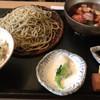 つきじ 文化人 - 料理写真:大山鶏せいろ