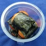 シャトレーゼ - 料理写真:磯辺焼き