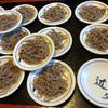 近又 - 料理写真:皿そば=出石そば