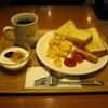 ベッカーズ - 料理写真:「スペシャルモーニング(トースト)」です。