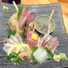 いなせや - 料理写真:刺身盛り合わせ2人前980円x2+税