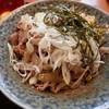 そば太鼓亭  - 料理写真:肉もりそば ¥600