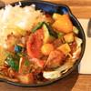 野菜を食べるカレー キャンプ エクスプレス - 料理写真: