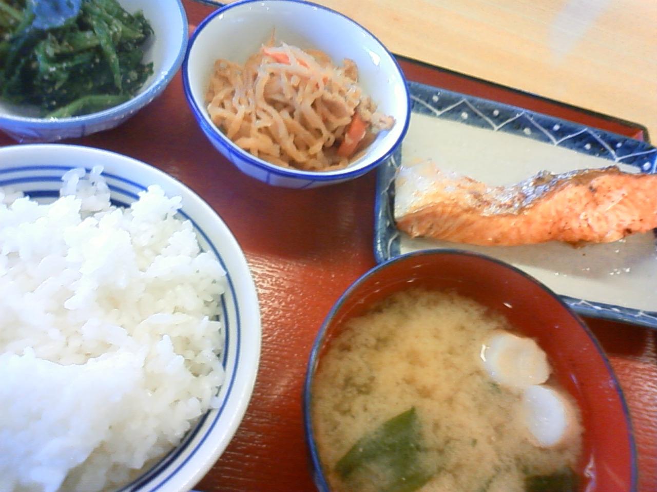 米子三柳食堂