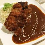キッチンカロリー - 「チキンカツ&ハンバーグカレー」900円