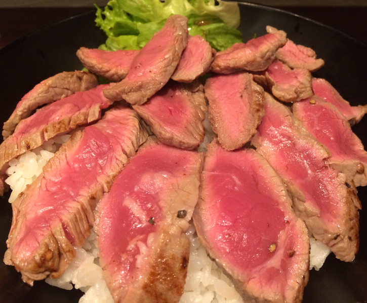 the 肉丼の店