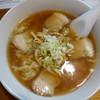 喜一 - 料理写真:熟成醤油ラーメン(\540税込み)
