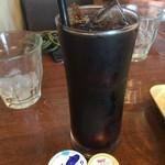 Harumari Cafe&Diner - アイスコーヒーアップ