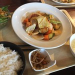 Harumari Cafe&Diner - 週替り定食