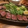 ハルコロ - 料理写真:鹿肉ステーキ