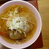 長三郎鮨 - 料理写真:寿司ラーメンセットのラーメン