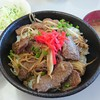 レストランかねひろ - 料理写真:ジンギスカン丼