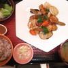 大戸屋 - 料理写真:鱈の、黒酢炒め。美味しかった~。